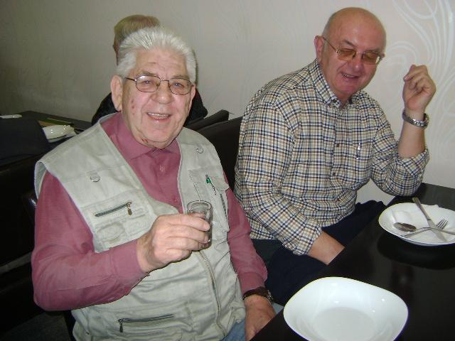 Tibor Varga (vľavo)